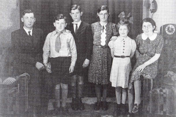 The Frankenhuis Family